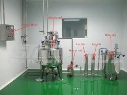 Xưởng sản xuất mỹ phẩm đạt chuẩn C GMP
