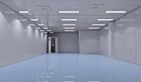Những tiêu chuẩn và vật liệu sử dụng cho trần, sàn, tường phòng sạch