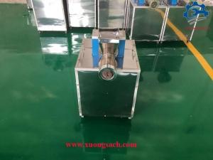 Máy sản xuất nui – Chuyên cung cấp máy đùn nui, làm mì ống công suất lớn