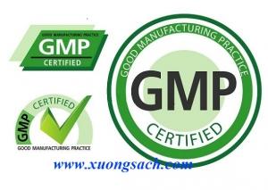 Tư vấn GMP – Tư vấn thực hành sản xuất tốt GMP cho ngành mỹ phẩm, thực phẩm chức năng