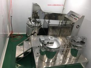 Dây chuyền sản xuất mỹ phẩm tự động hóa