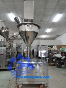 Máy chiết bột – Máy chiết rót định lượng trục vít cho nguyên liệu dạng bột