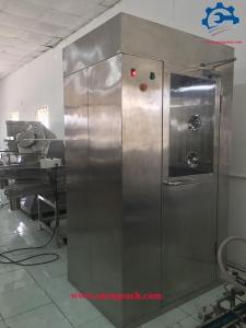 Buồng thổi khí phòng sạch – Chuyên cung cấp air shower chất lượng tốt nhất