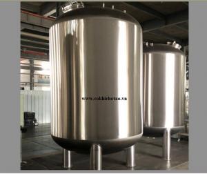 Sản xuất bồn khuấy trộn, máy khuấy trộn, nguyên liệu, hóa chất, chất lỏng
